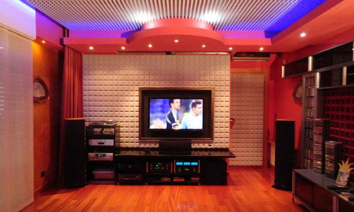 Parete In Cartongesso Per Tv: Cartongesso idee e vantaggi. Forum ...