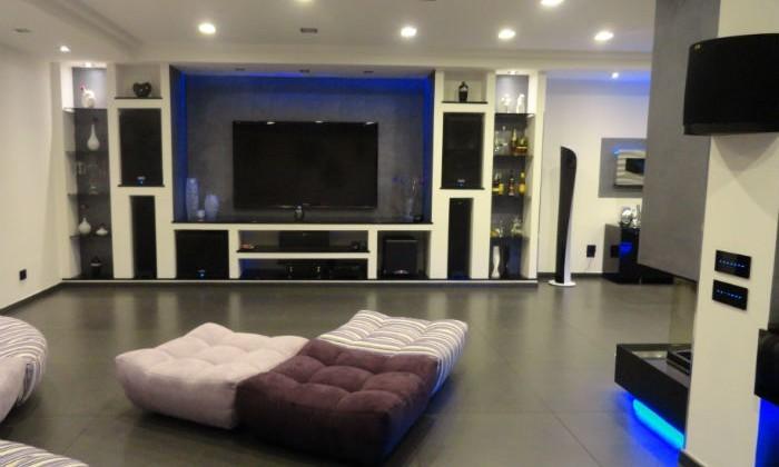 Famoso Realizzazione sala Home Cinema HX22