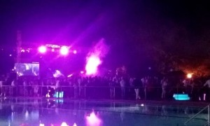 Dance one night in Casale Monf.