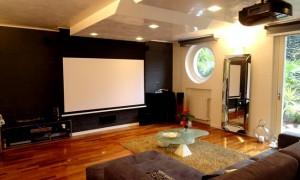 Bensotech Srl home cinema full hd 3D Torino