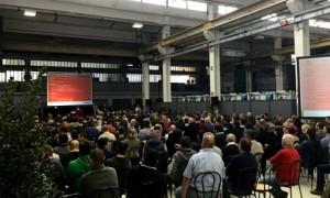 Presentazione aziendale anniversario Bobst Italia 2016