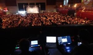 Regia audio luci video Novara 2014
