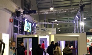 Exhibition fair Stand Casale Monferrato 2016