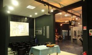 Install. audiovisivi museo