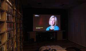 Screenline Bensotech biformat screen