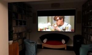Sala home cinema Genova 2017