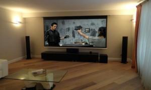 Sala Home Cinema multiformato (Genova)