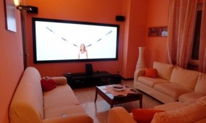 Home cinema 21:9