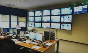 Installazione sistema Video Control room tangenziali Torino