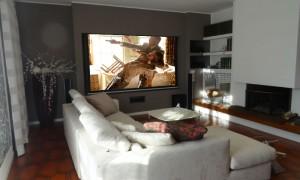 Sala Cinema in casa
