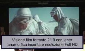 Home cinema 21:9 Bensotech