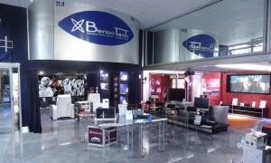 Showroom Bensotech