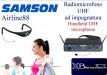Samson Airline88 headset